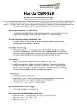 pdf download convertibars honda cbr 929 user manual 2 pages rh manualsdir com manual honda cbr 929 rr owners manual cbr 929