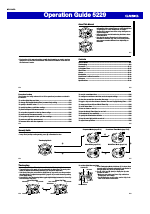 casio g shock user manual 5229