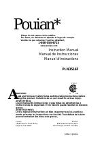 pdf download poulan pln3516f user manual 18 pages rh manualsdir com  poulan chainsaw pln3516f manual