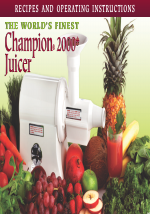 champion juicer manuals g5ng853s