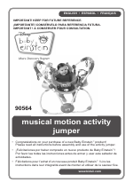 baby einstein 90564 user manual 32 pages also for jumper rh manualsdir com Baby Einstein Exersaucer Recall Reason baby einstein rhythm of the reef exersaucer manual