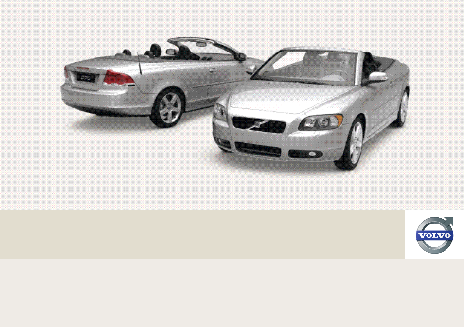 volvo 2009 c70 user manual 278 pages also for 2008 c70 2010 rh manualsdir com volvo s60 2013 user manual volvo s60 2012 manual