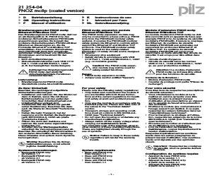 pilz pnoz mc8p ethernet ip   modbus tcp manuals Nikon D50 Manual manual nikon d5000 español