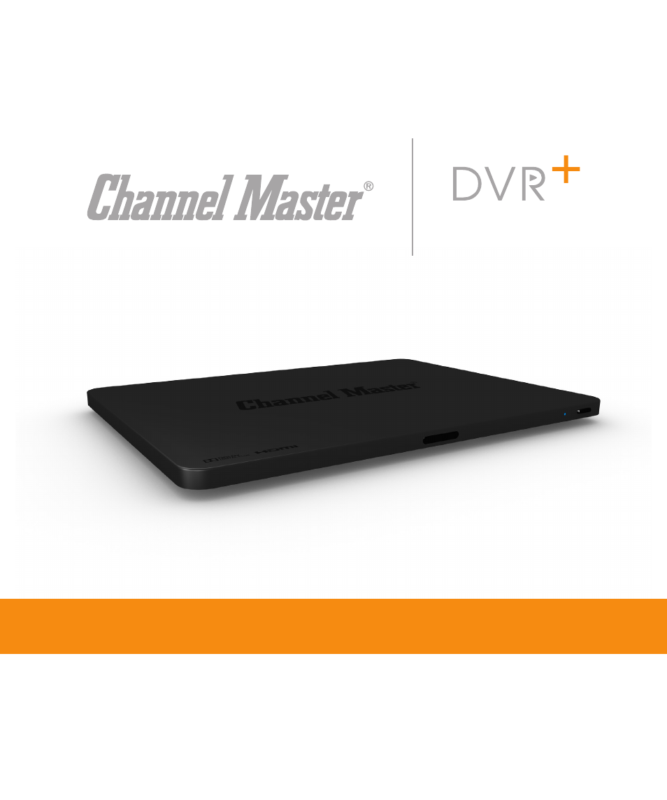 Channel Master Dvr 7500gb16 User Manual 48 Pages Also For