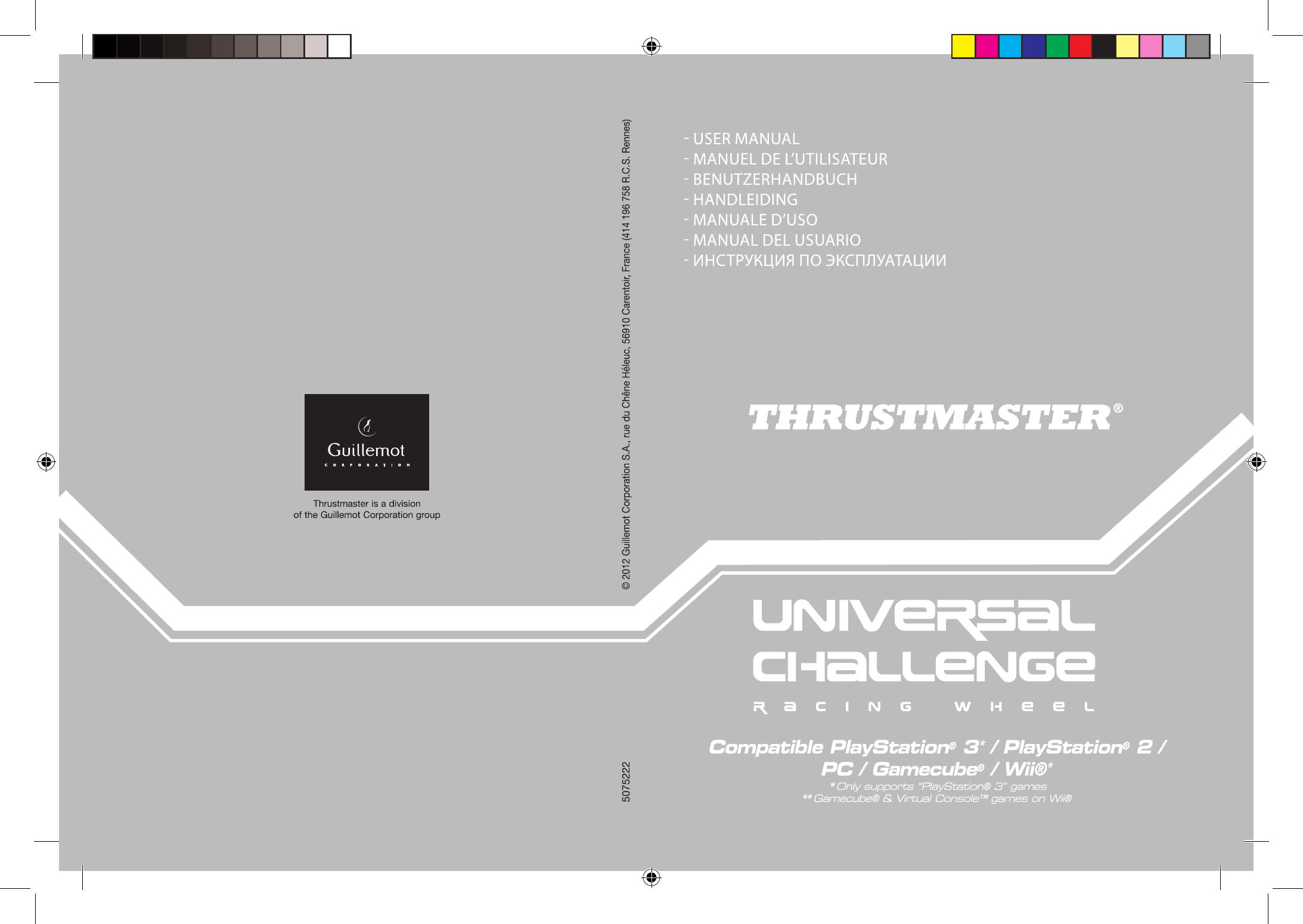 gamecube user manual