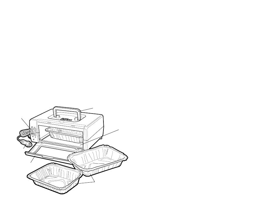Aervoe Oven To Go User Manual