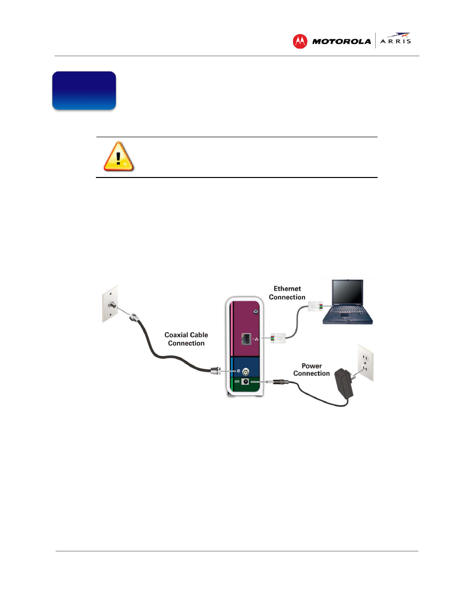 Connect The Cable Modem To Your Computer Installing Ethernet Wiring Diagram Background Image