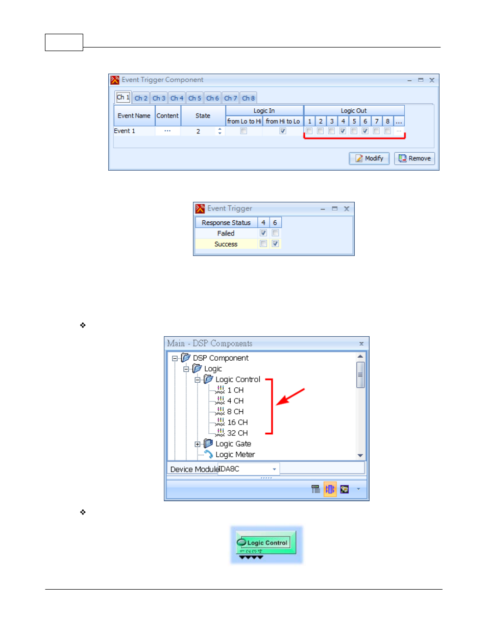 Logic control ateis ida8c user manual page 378 446 background image publicscrutiny Choice Image