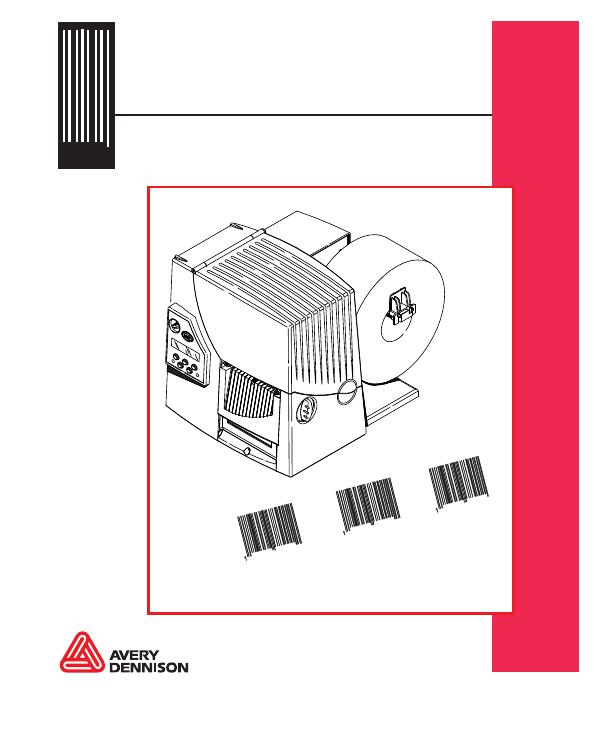 avery dennison monarch 9855 operator handbook user manual 134 rh manualsdir com Monarch 9855 Printer Driver Monarch 9855 Parts
