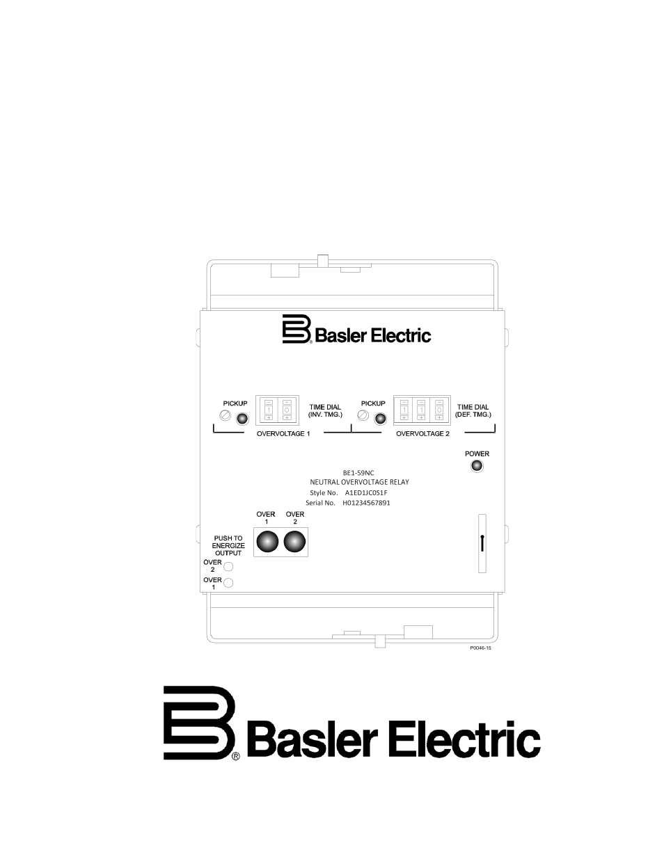 basler electric be1