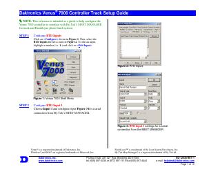 daktronics venus 7000 software