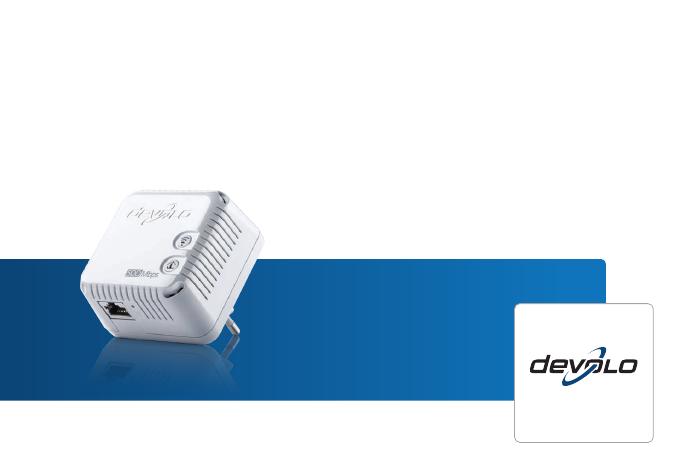 Devolo dlan 500 wifi starter kit powerline weia 500mbit 1xlan wlan.