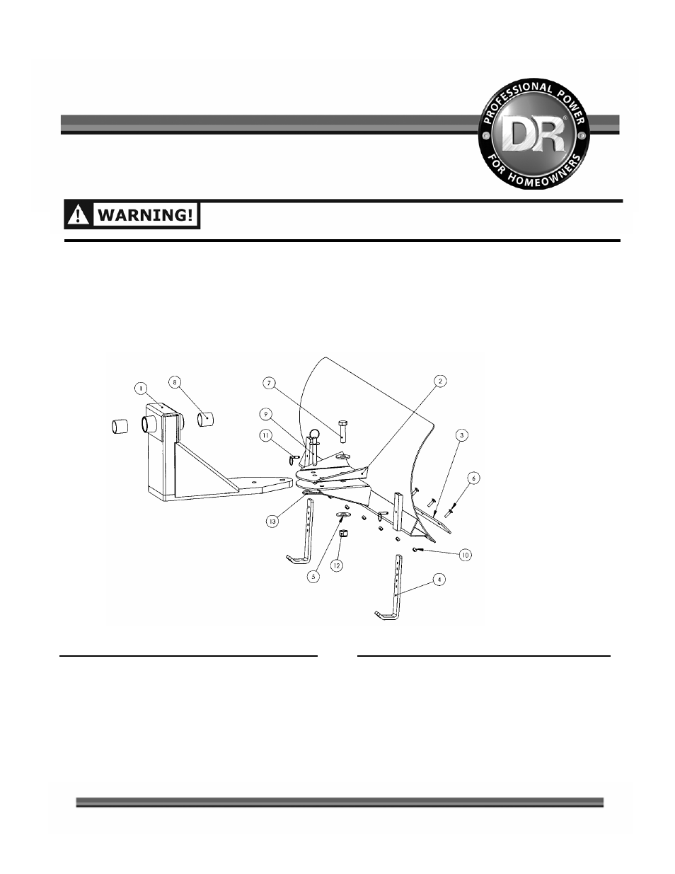Dr Field And Brush Mower Wiring Diagram