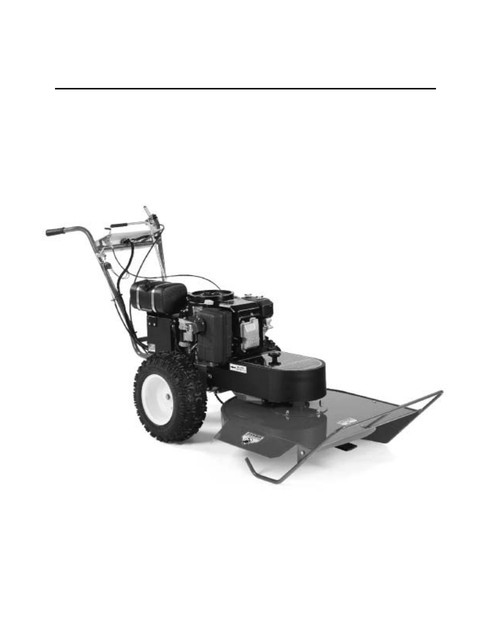 DR Power Walk-behind 8 - 15 HP (1998 - 2001) User Manual | 40 pages | Dr Mower Wiring Diagram |  | Manuals Directory