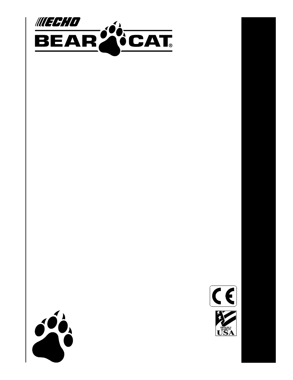 echo bear cat sc3305 user manual 48 pages also for sc3270t rh manualsdir com Sony Manuals PDF Sony DAV HDX576WF Manual