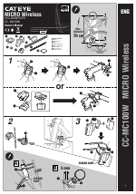 Cateye mity 8 manual.