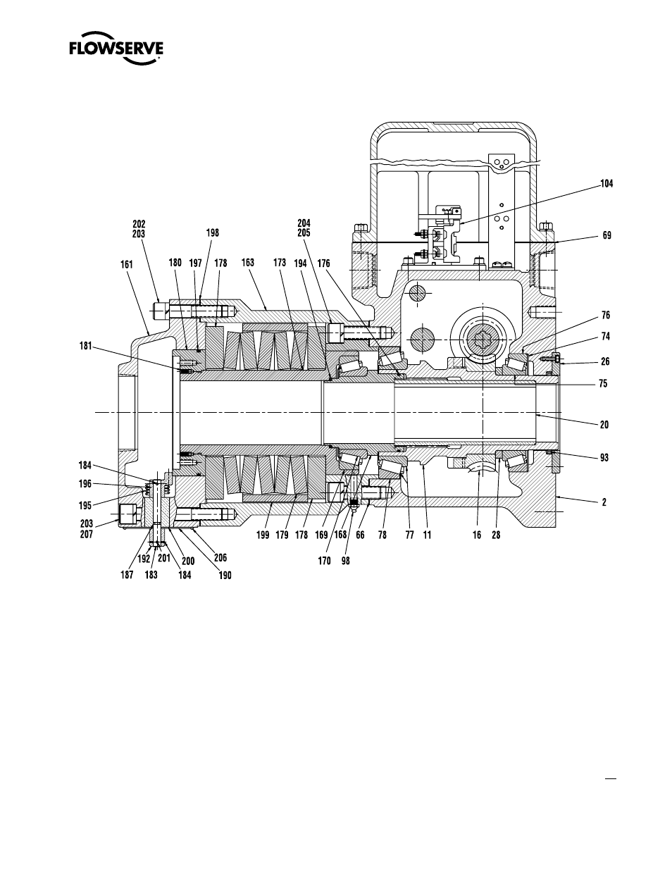 Flowserve Actuator Parts Diagram Detailed Wiring Diagrams Limitorque Smb 000 Series Electric Actuators User Manual Page 93 106