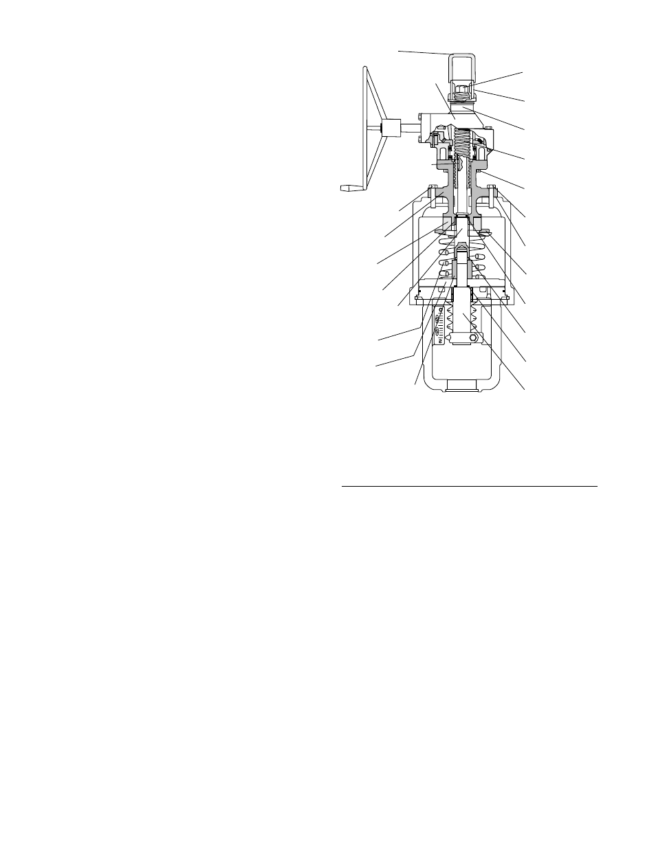 Maintenance Disassembly Flowserve Handwheels And Limit Stop User Manual Page 6 12