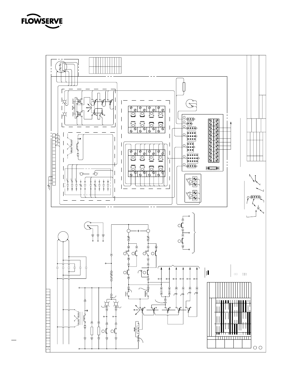 Limitorque  Figure 9 2  U2013 Wiring Diagram  U2013 Integral Controls  Wiring Diagram