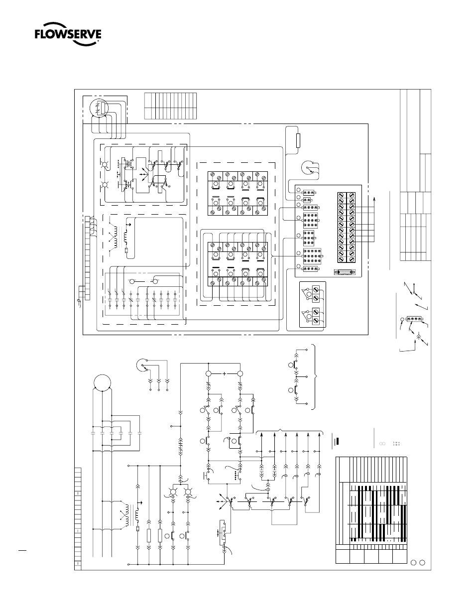Limitorque  Figure 9 2  U2013 Wiring Diagram  U2013 Integral