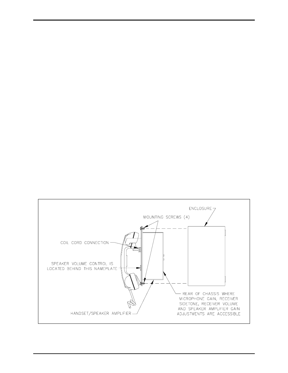 Operation   GAI-Tronics 701-202 Handset/Speaker Amplifier User ...