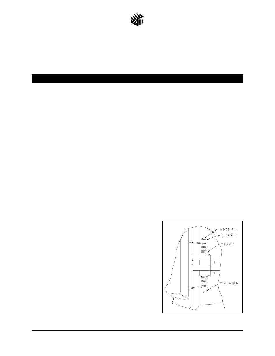 GAI-Tronics 12251-001 Spring Kit User Manual | 2 pages