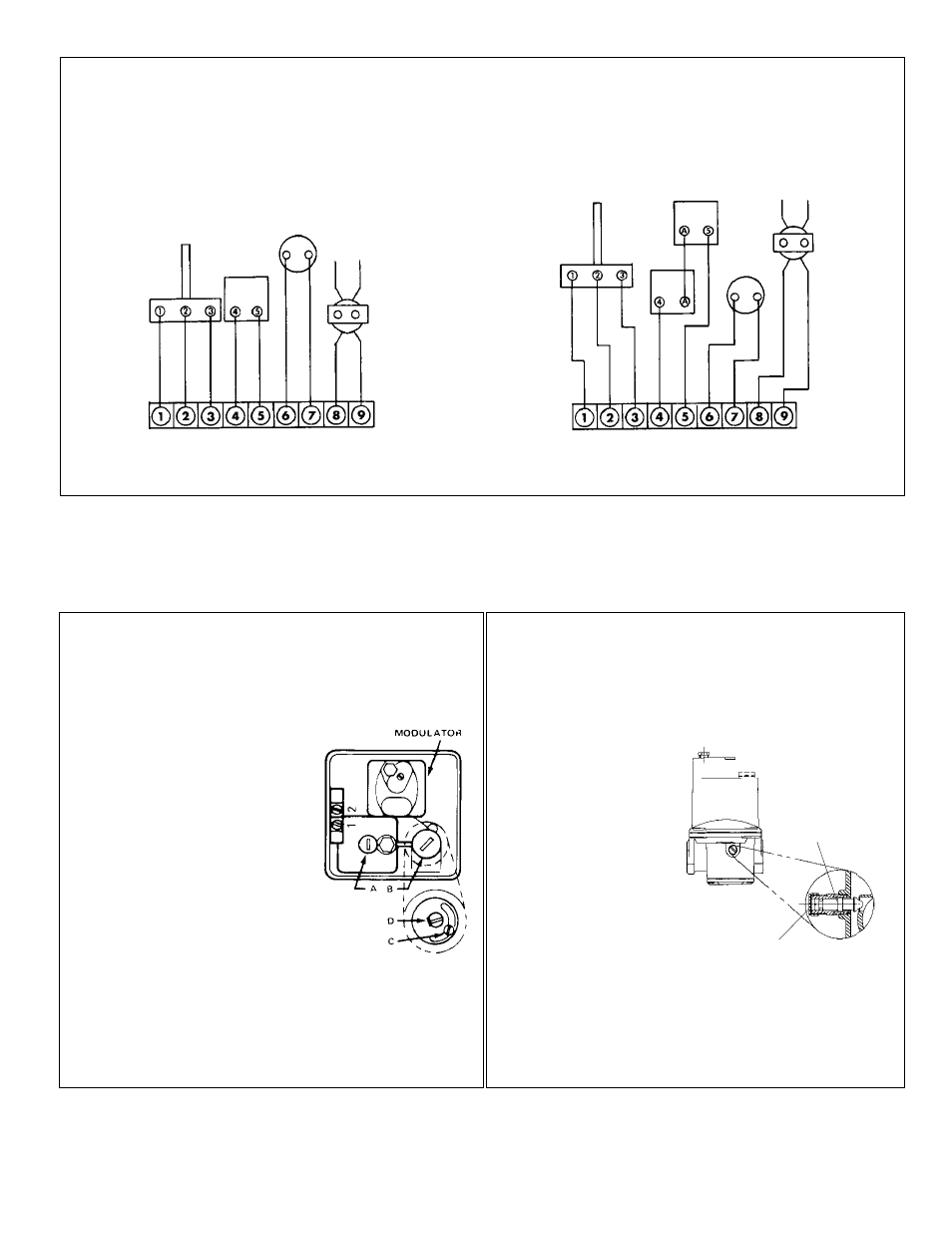 Valve Adjustments  Wiring Diagrams