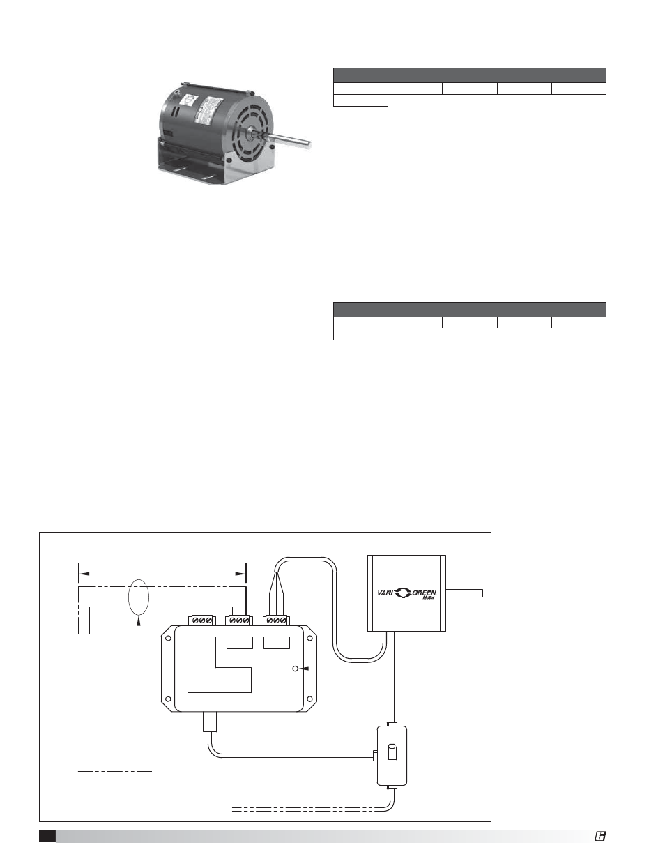 operation and wiring  transformer assembly