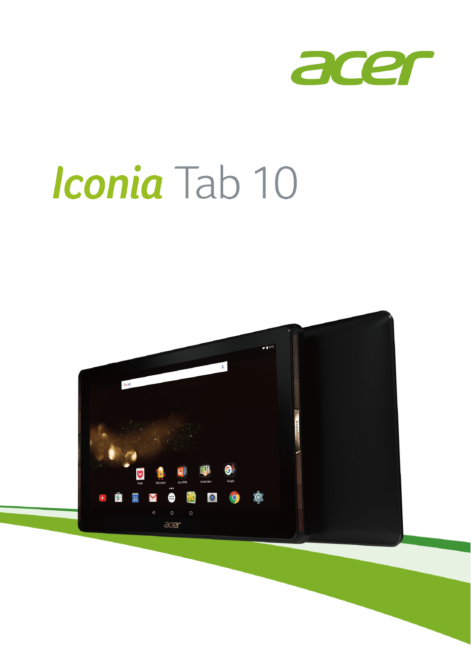 acer iconia tab 10 a3 a40 user manual 57 pages also for iconia rh manualsdir com acer iconia user manual pdf acer iconia one 7 instruction manual