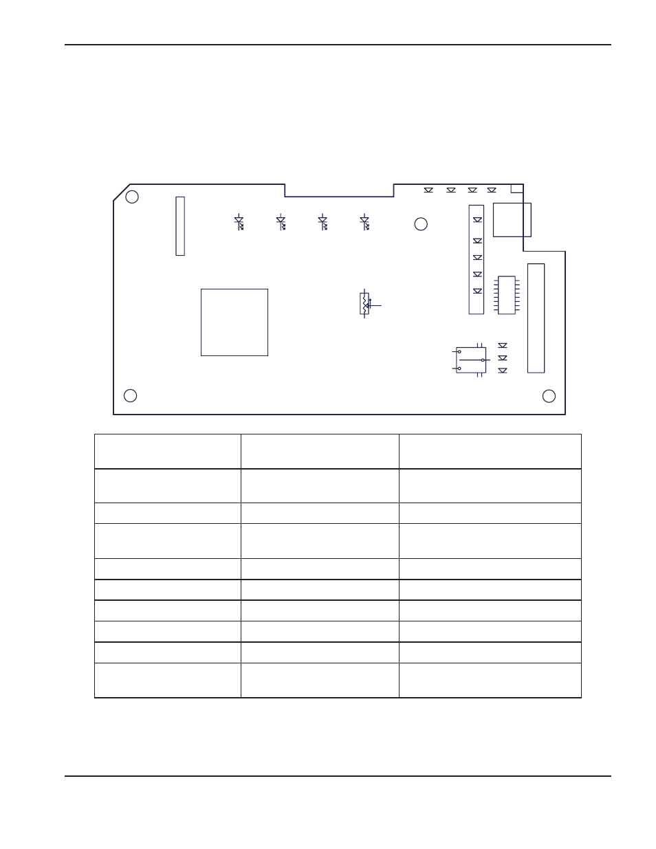 Control Board Diagram  200 U2013240 V Csa And 230 V Ce  Powermax  Wiring Diagrams 8
