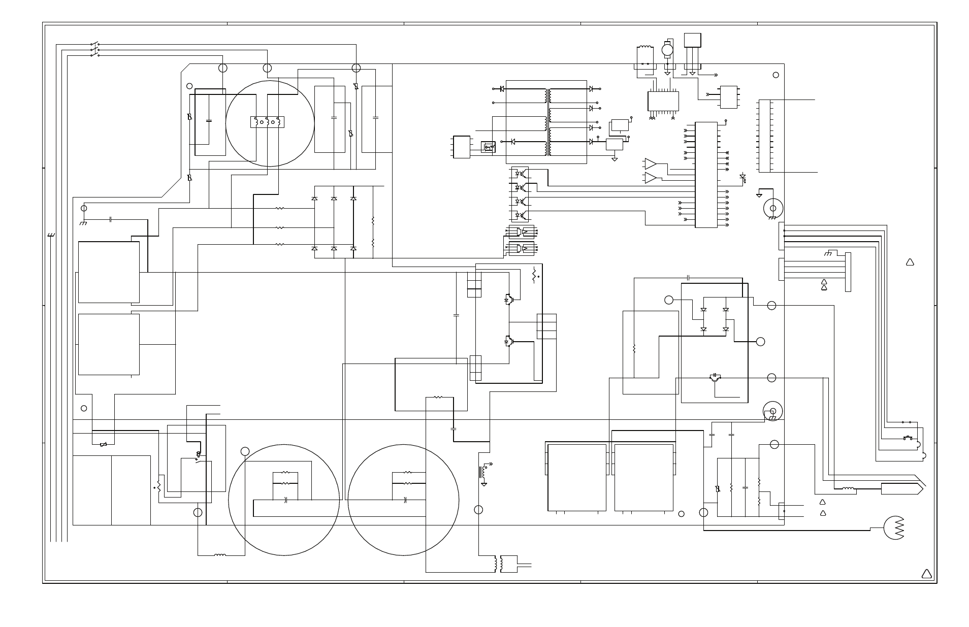 Power Board Wiring Diagram  400 V Ce  Power Board Wiring Diagram  400 V Ce