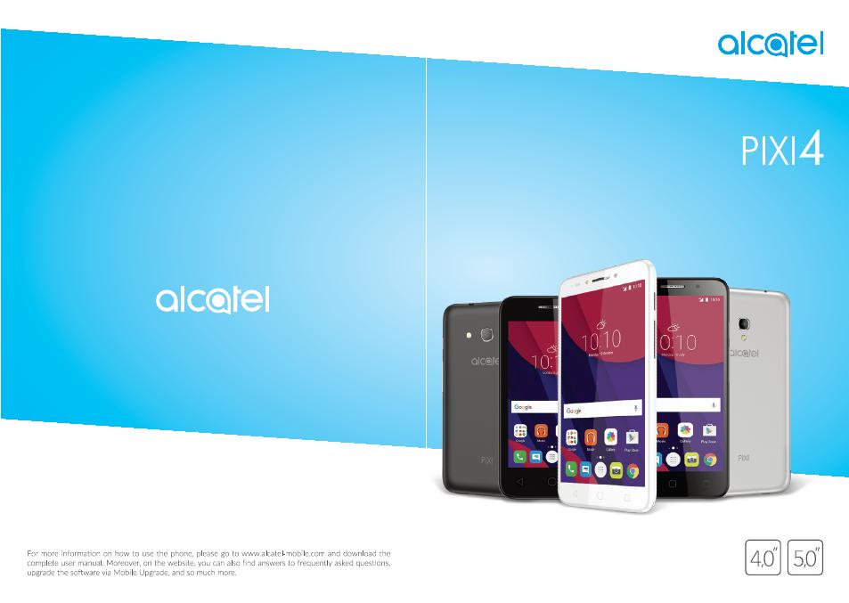Alcatel A205g User Guide – Home Exsplore