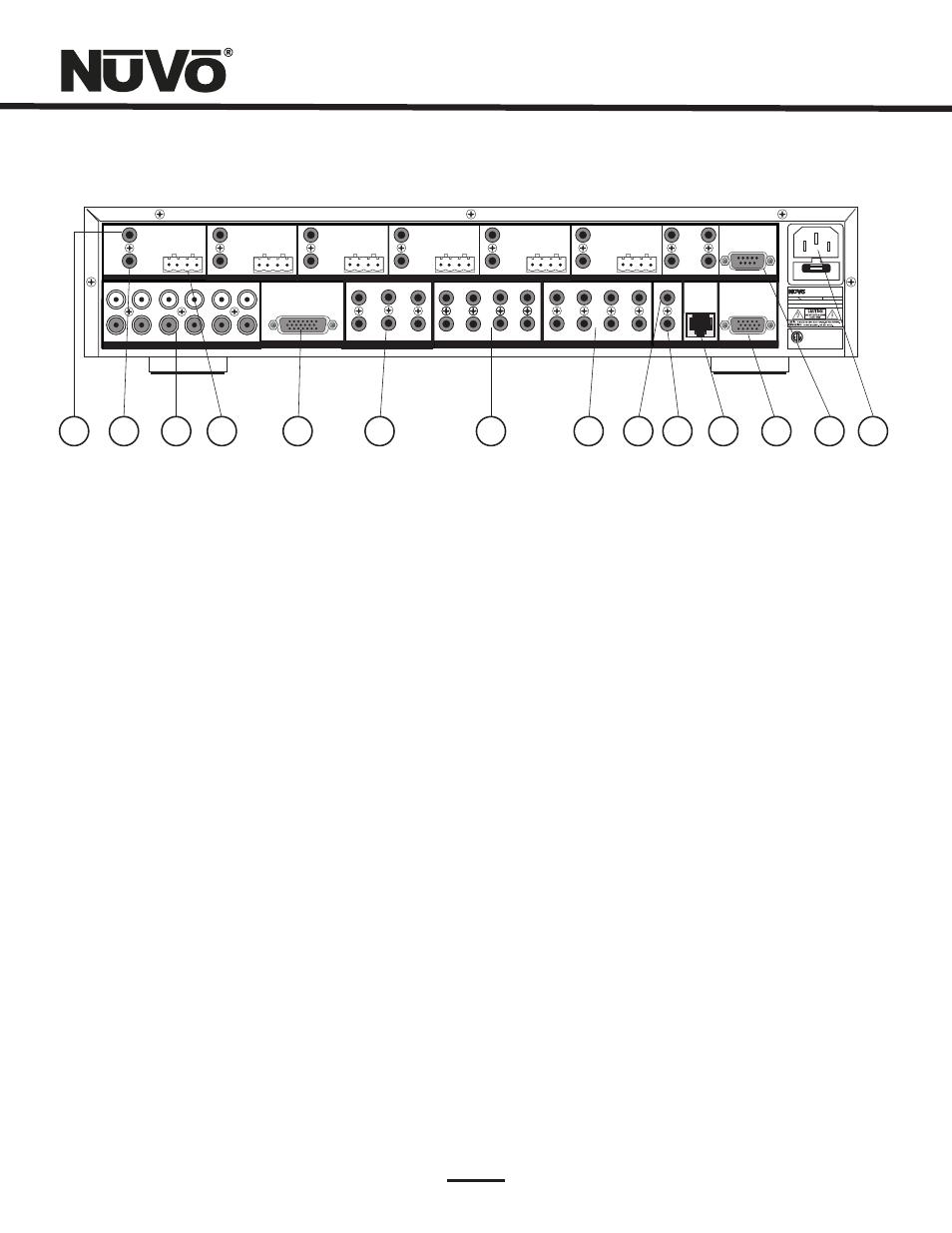grand concerto back panel nuvo essentia nv e6gxs user manual rh manualsdir com nuvo grand concerto user manual Nuvo Grand Concerto Software