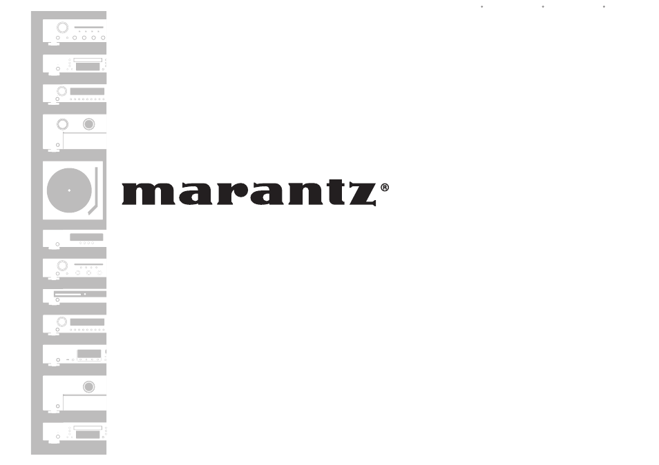 marantz nr1603 getting started user manual 10 pages rh manualsdir com Marantz NR1403 Marantz NR1403 Xbox One