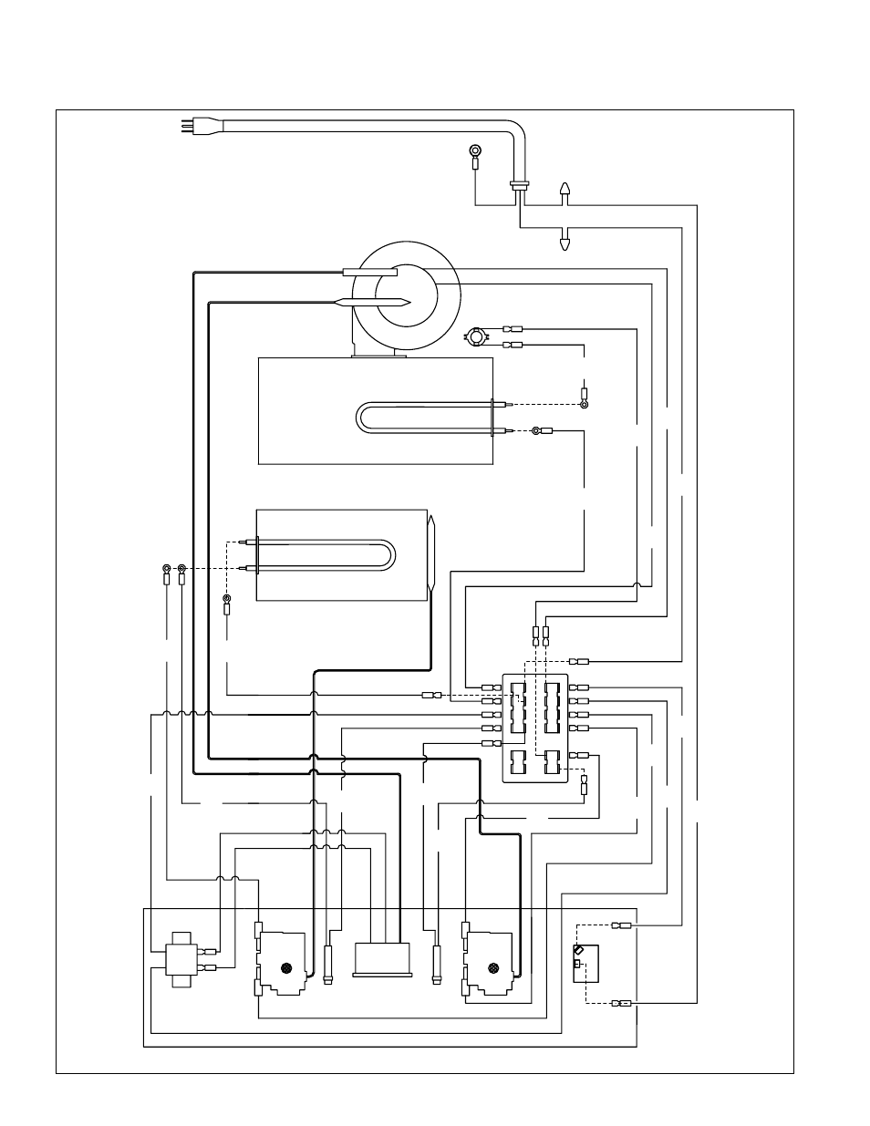 service and replacement parts  continued   wiring diagram  u2014 proofing module