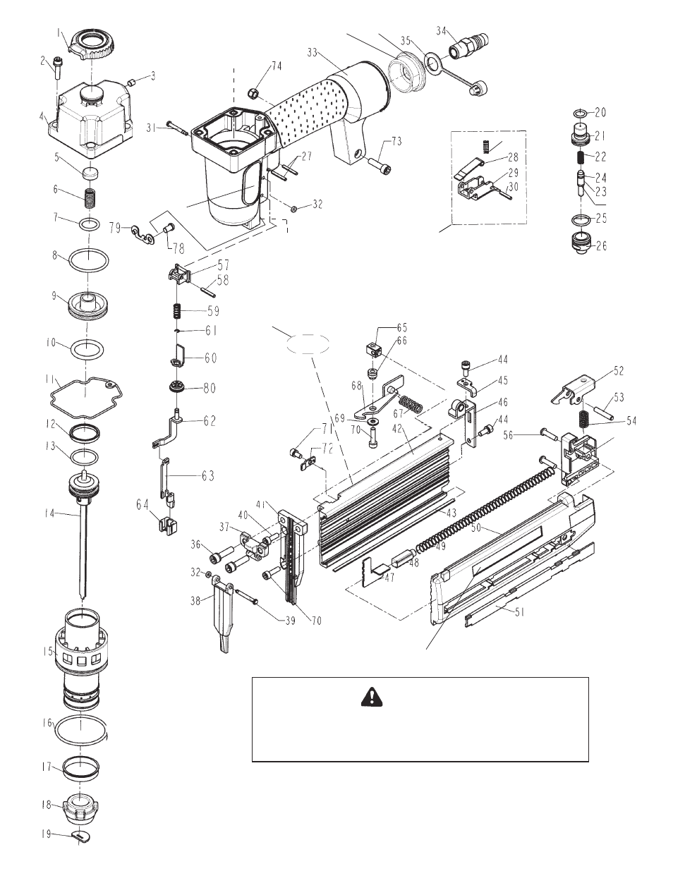 Paslode T125 F18 Schematic - Search For Wiring Diagrams •