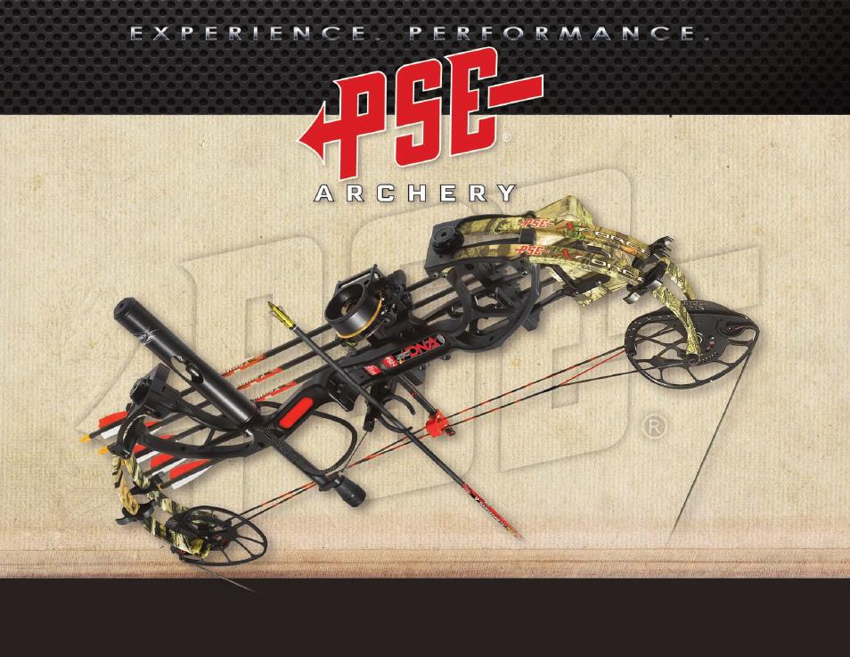 PSE Archery Vibracheck Accessories 2013 User Manual | 4 pages