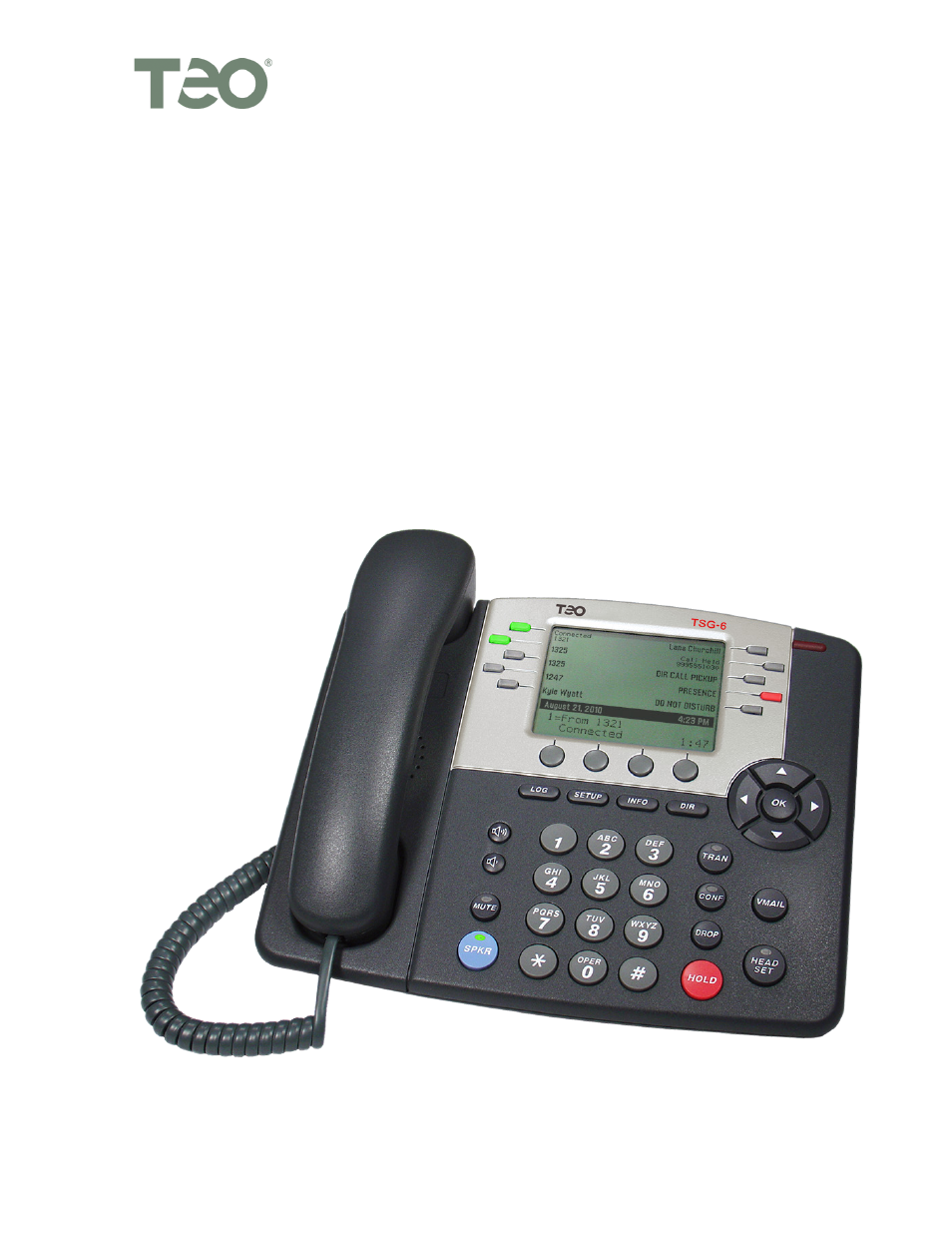 Teo Ip Phone 7810 Tsg Installation User Manual 84 Pages Also For