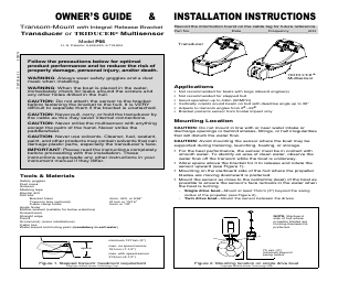 Airmar P66 manuals