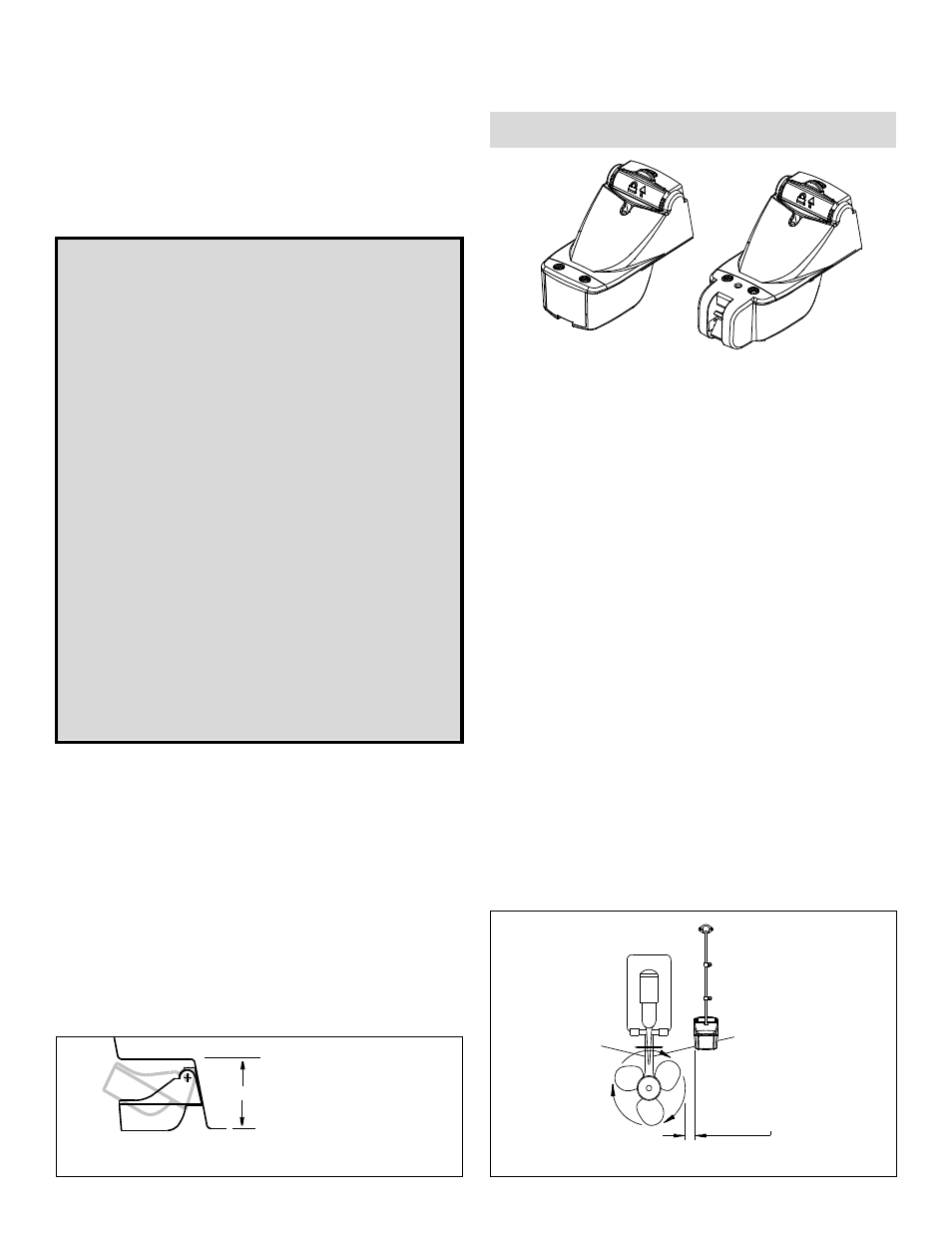 Airmar P66 User Manual | 4 pages