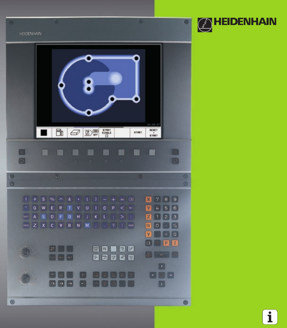 heidenhain tnc 410 iso programming user manual 489 pages also rh manualsdir com Radio Programming Checklist Altivar 61 Programming Manual