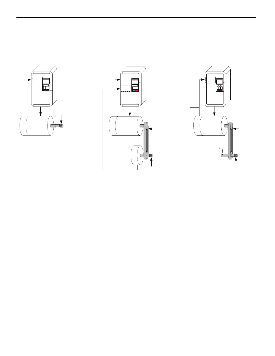 Application Configurations 2 Spindle Orientation Typical Yaskawa A1000 Wiring Diagram Background Image