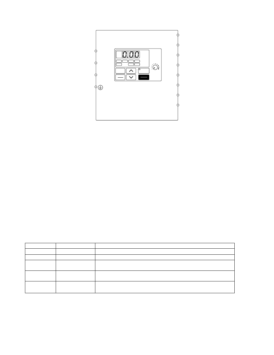 Yaskawa V7 Wiring Diagram Block And Schematic Diagrams Drives User Manual Page 9 158 Also For V74x Rh Manualsdir Com Residential Electrical Varispeed F7