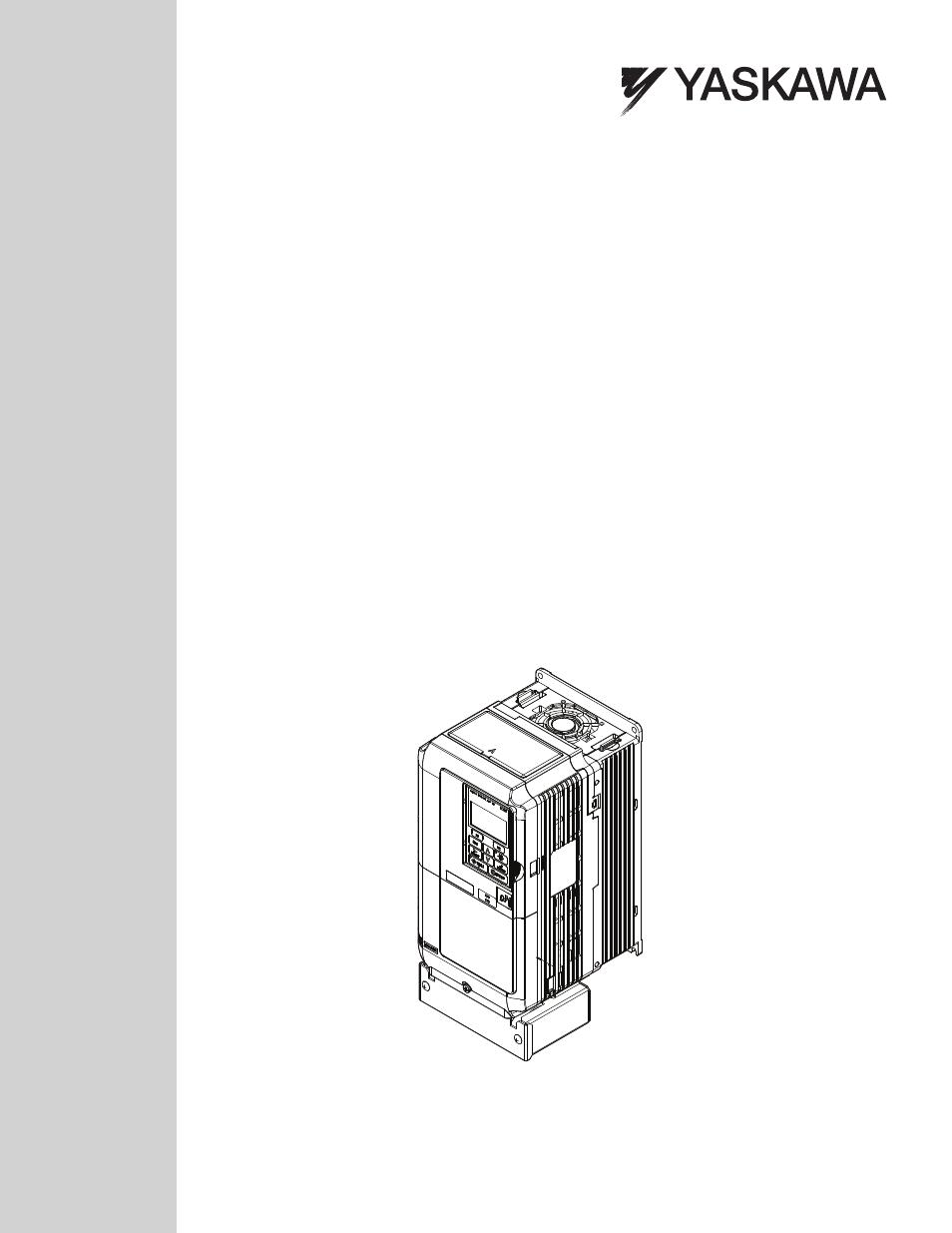 A1000 manual pdf yaskawa