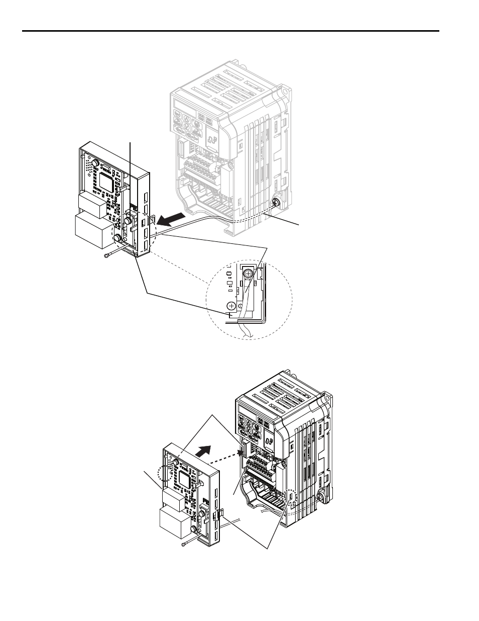 6 procedure a – Yaskawa V1000-Series Option SI-EP3/V PROFINET User Manual