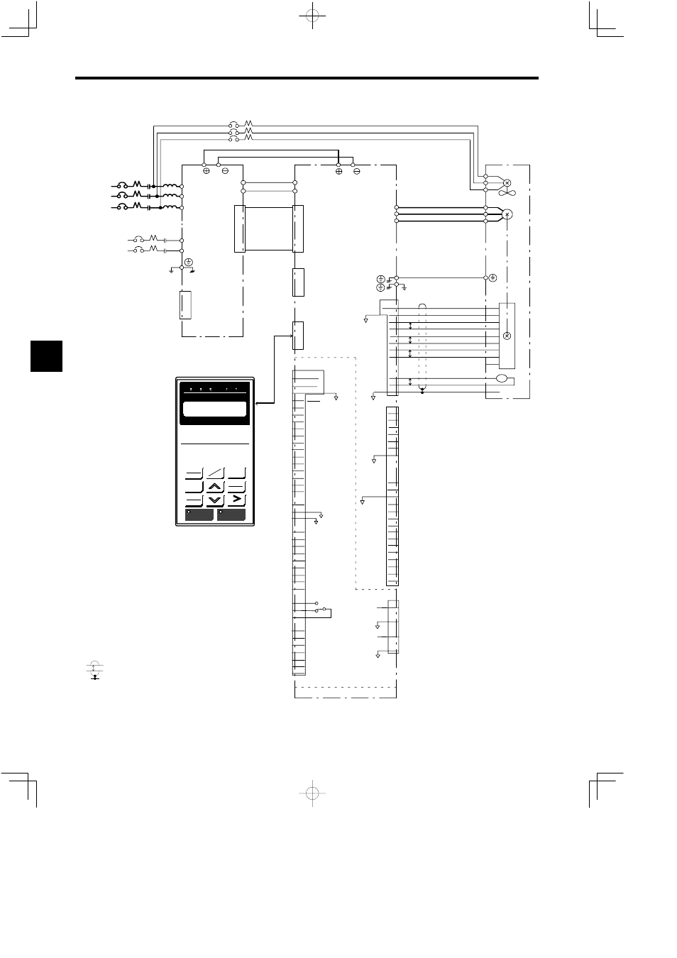 Appendix | Yaskawa Varisd 626M5 User Manual | Page 298 / 305 on