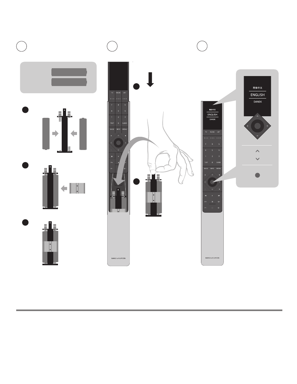 Bang And Olufsen Beovision 11 bang & olufsen beovision 11–40 user manual | page 5 / 36