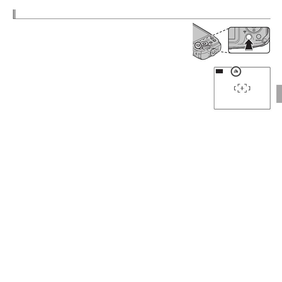 The burst mode button | FujiFilm FinePix XP120 User Manual | Page 67 ...