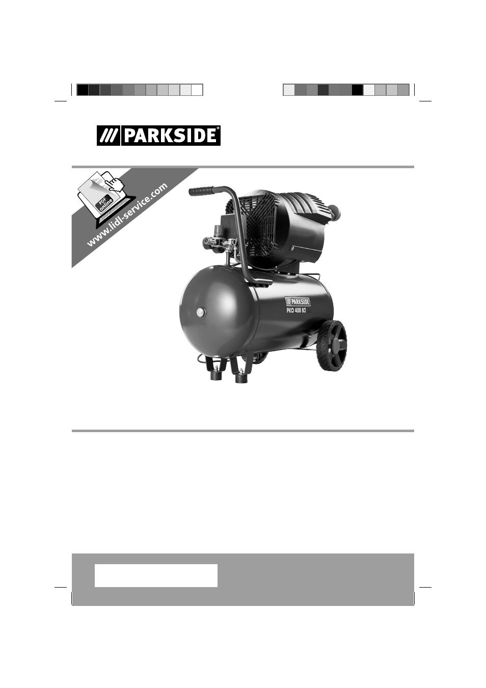 compresseur parkside pko 400 b2. Black Bedroom Furniture Sets. Home Design Ideas