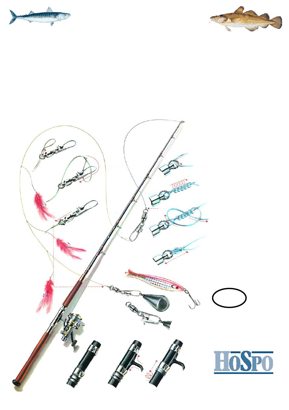Crivit Bottom Feeder Fishing Reel Combo 300 6 User Manual